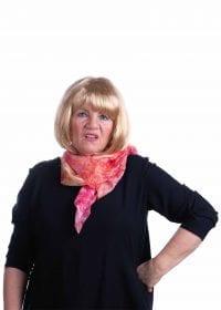 Sabine Essinger als Yvonne Fleischle
