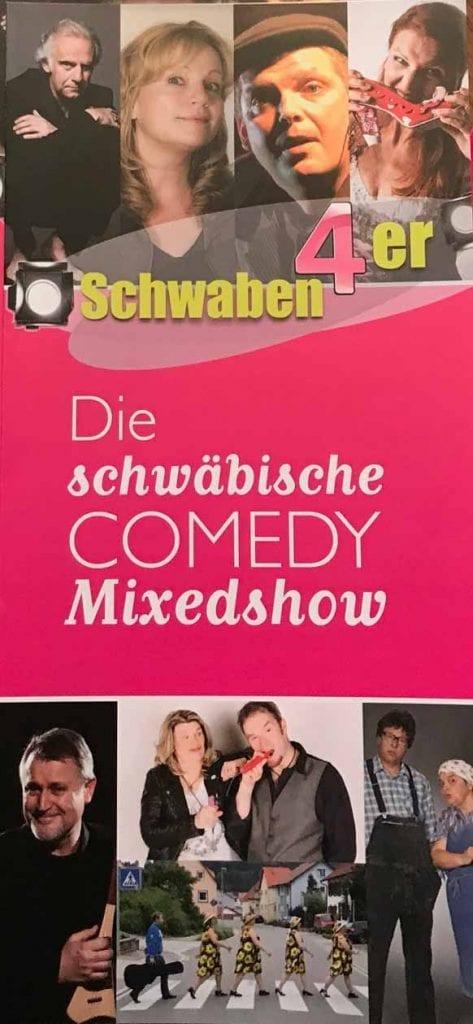 Schwaben4er Flyer